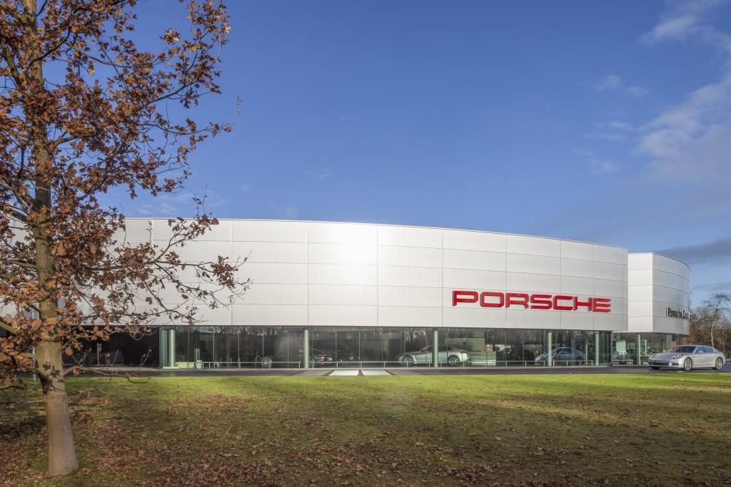 Mechelen Porsche Centre - foto 5