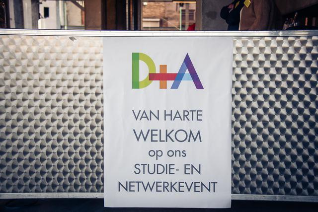 D+A Studie- en Netwerkevent