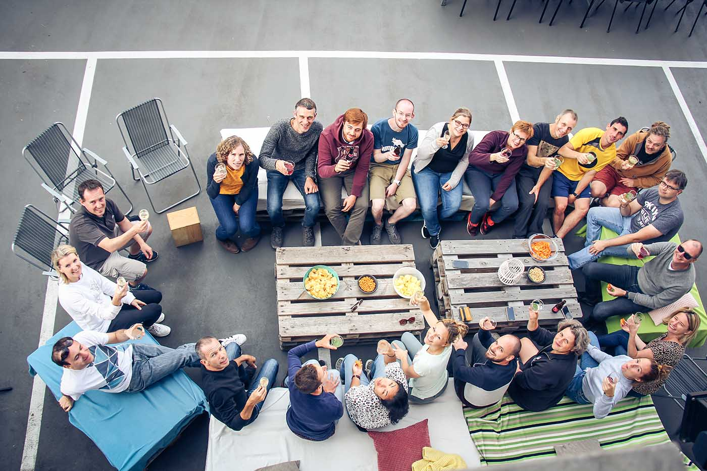D+A Studiebureau Team