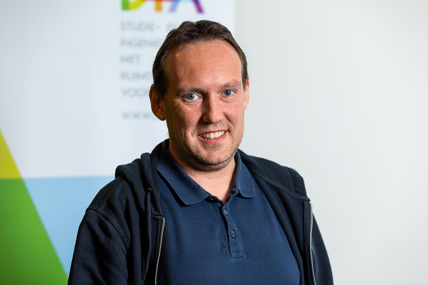 Christophe Vekeman_BIM manager-ICT verantwoordelijke