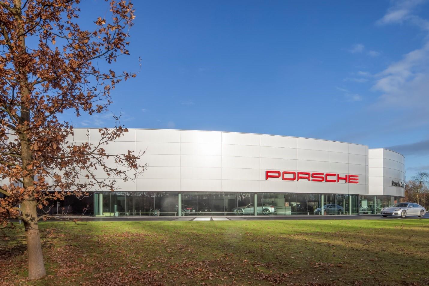 Mechelen – Porsche Center