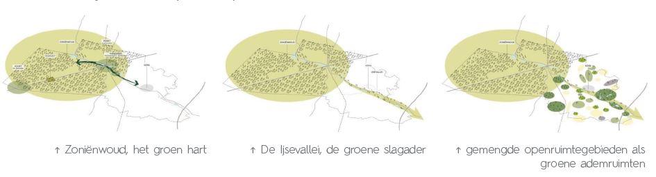 D+A_studiebureau_RP_Hoeilaart_gedeeltelijke herziening GRS_ruimtelijke concepten
