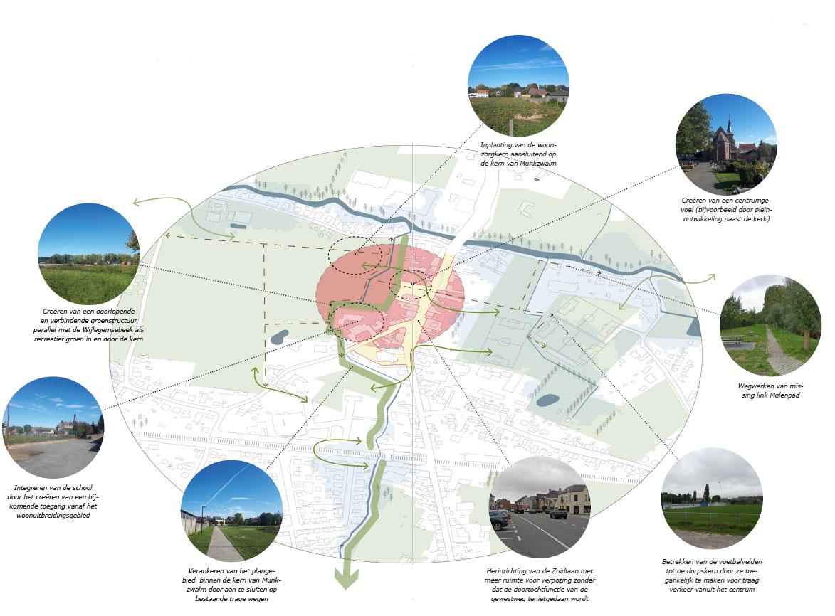 Masterplannen en stedenbouwkundige studies