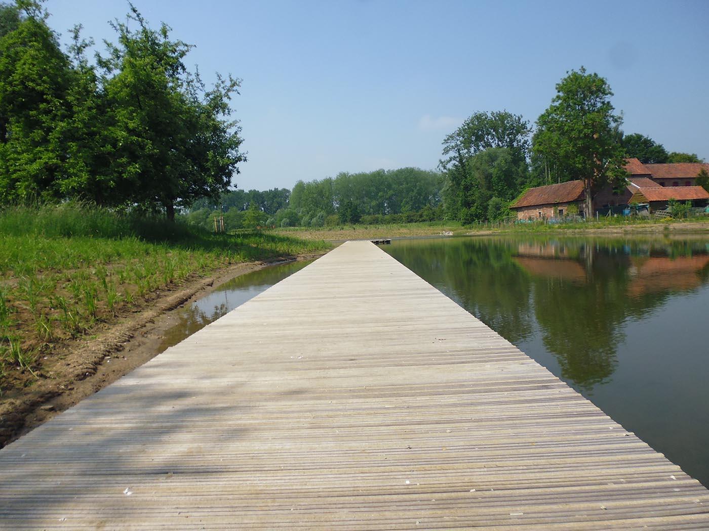 Dilbeek – Watermolen van Pede