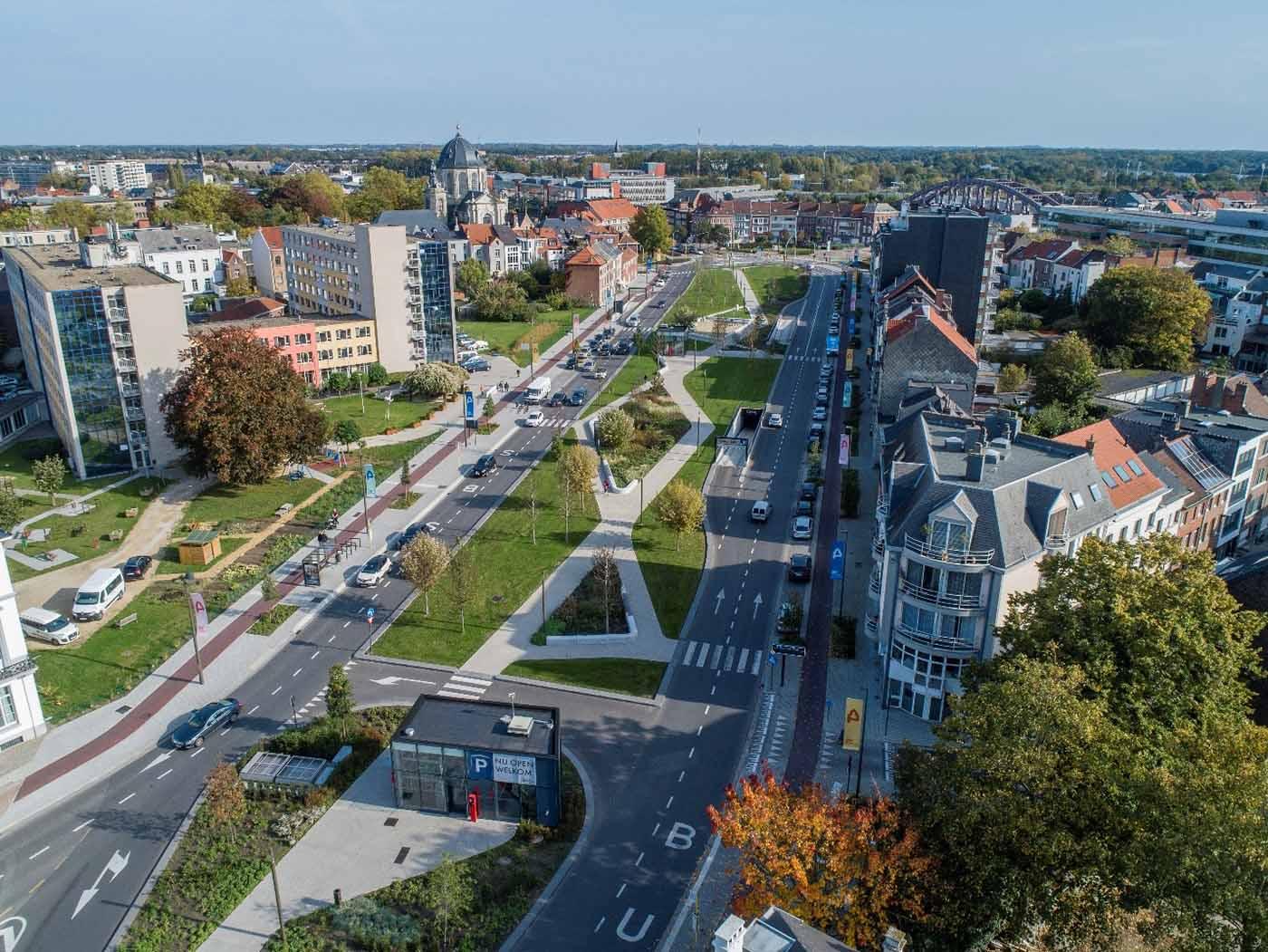 D+A_studiebureau_infra_Mechelen_Speecqvest_drone1