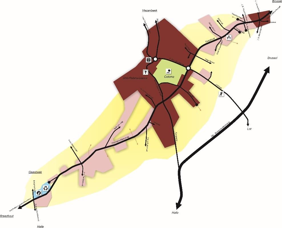 D+A_studiebureau_infra_SPL_fietspaden_plan