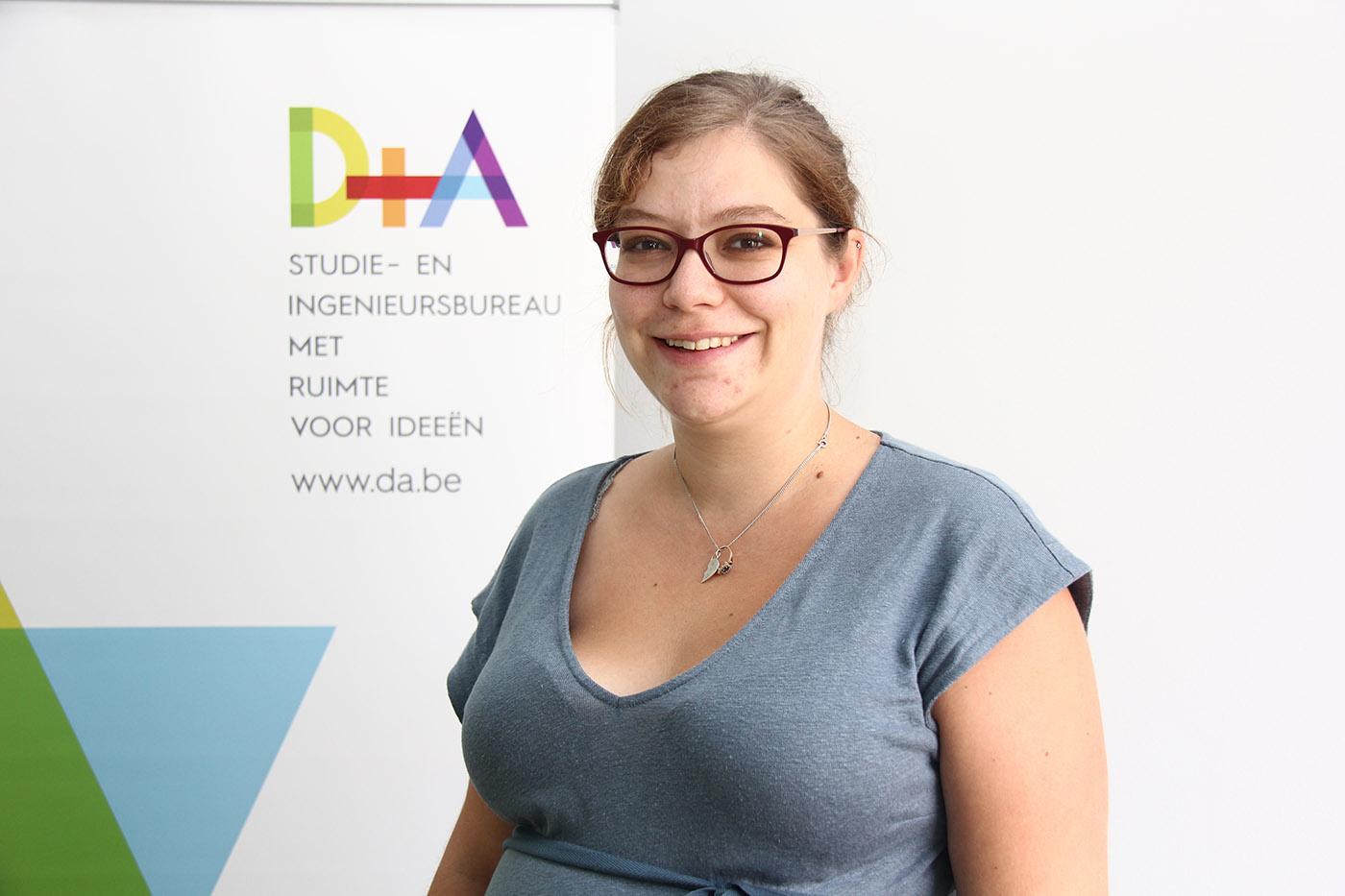 Imke Van Dorpe_administratief medewerker