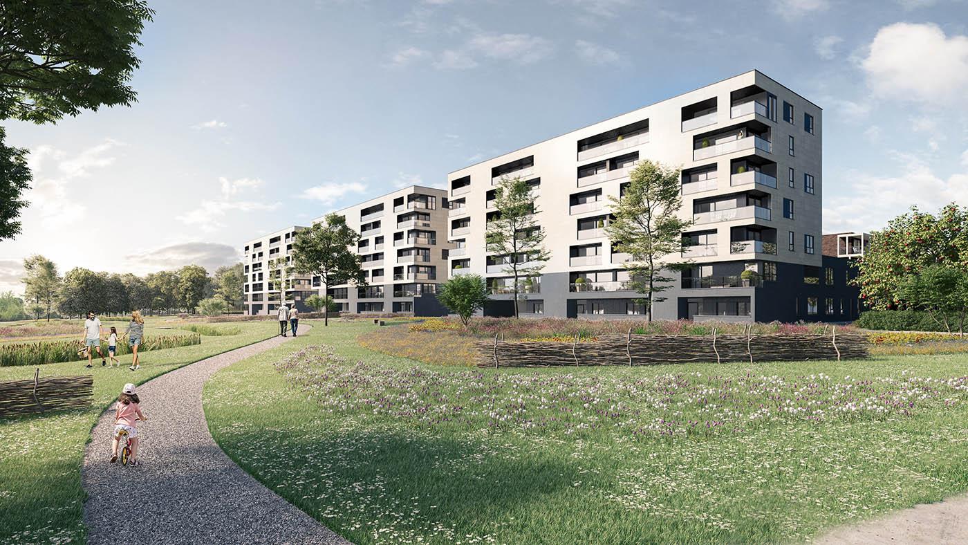 Zennepark als laatste fase van stadsuitbreidingsproject Nederhem