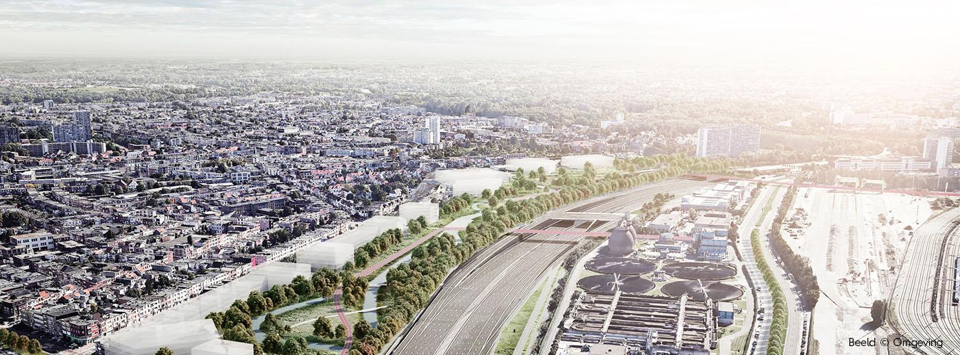 Ontwerp infrastructuur en technische uitwerking voor Ringpark 't Schijn