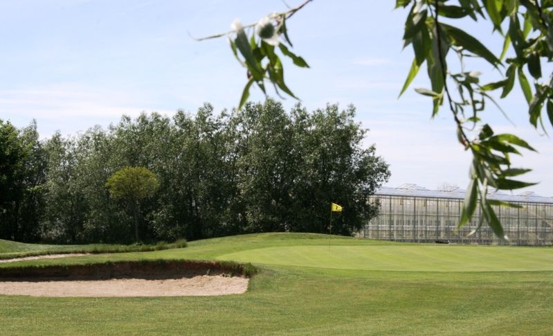 Sint-Katelijne-Waver – RUP Golfclub De Wijnvelden
