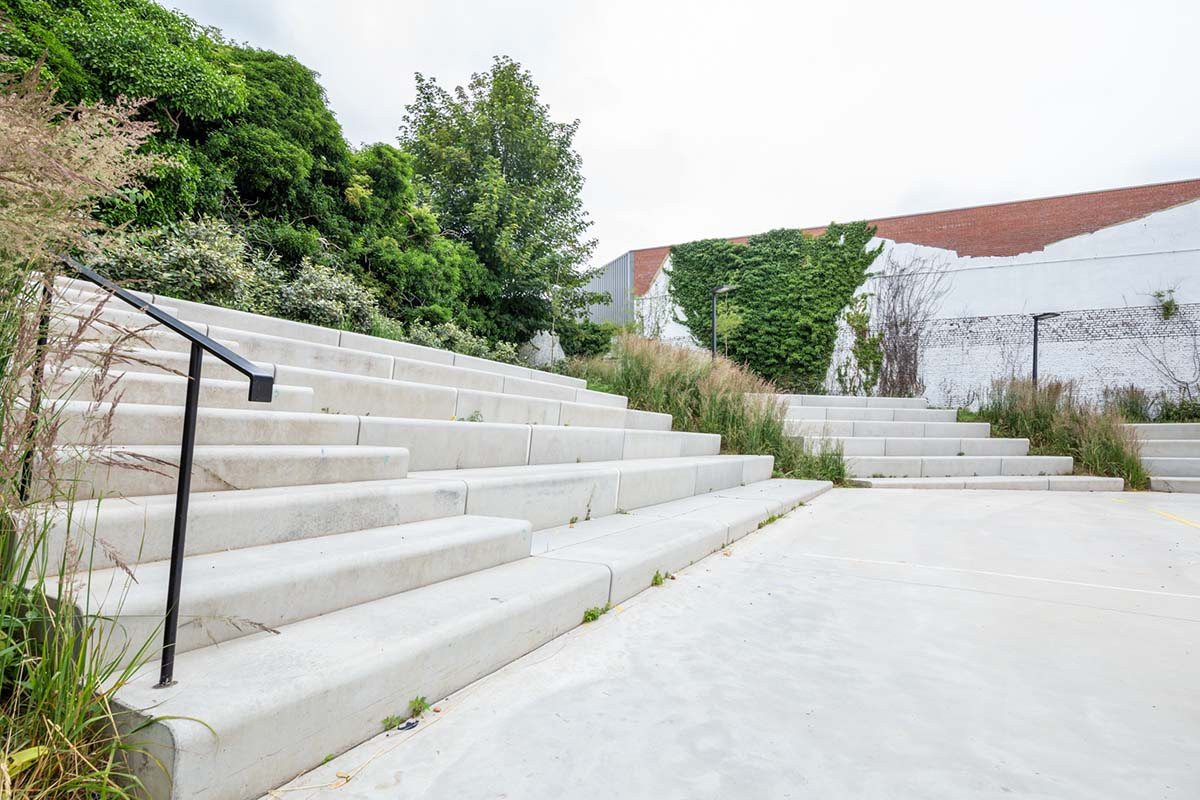 Anderlecht – Campus Spoor West