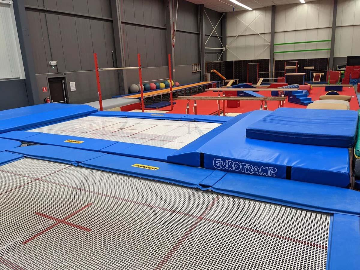Keerbergen – Uitbreiding sporthal Gympies